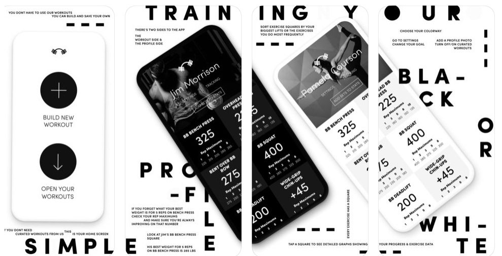 Приложение Train Iron