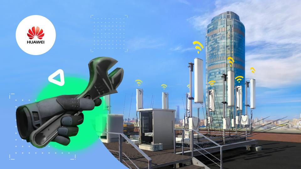 VR-тренажеры для Huawei