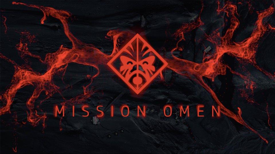 Разработка интерактивной рекламной игры для HP «Миссия Omen»