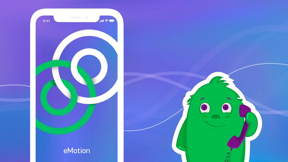 «МегаФон» eMotion