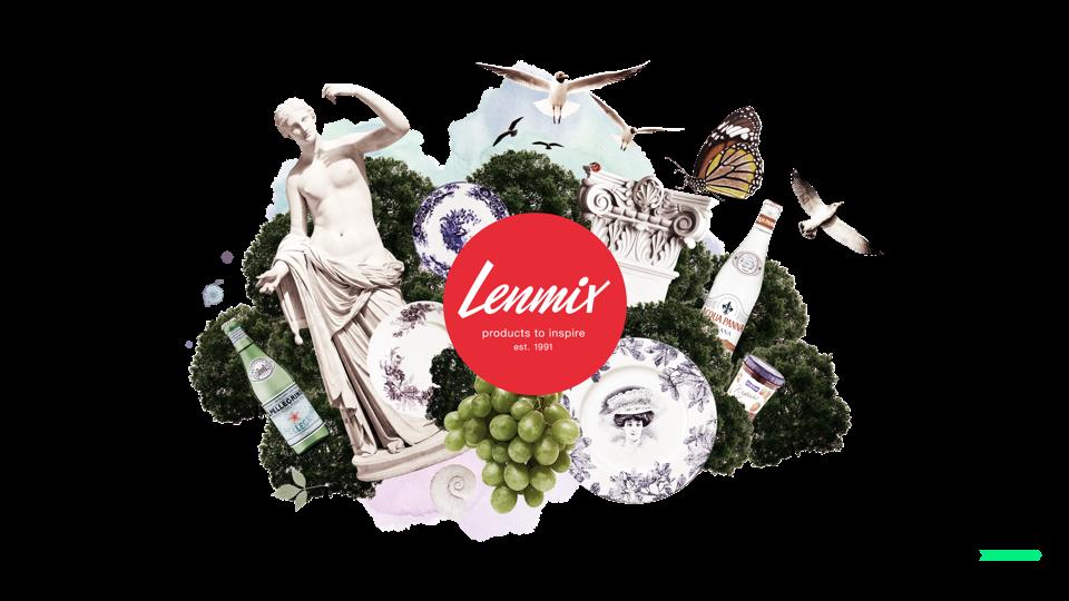 Разработка сайта компании Lenmix