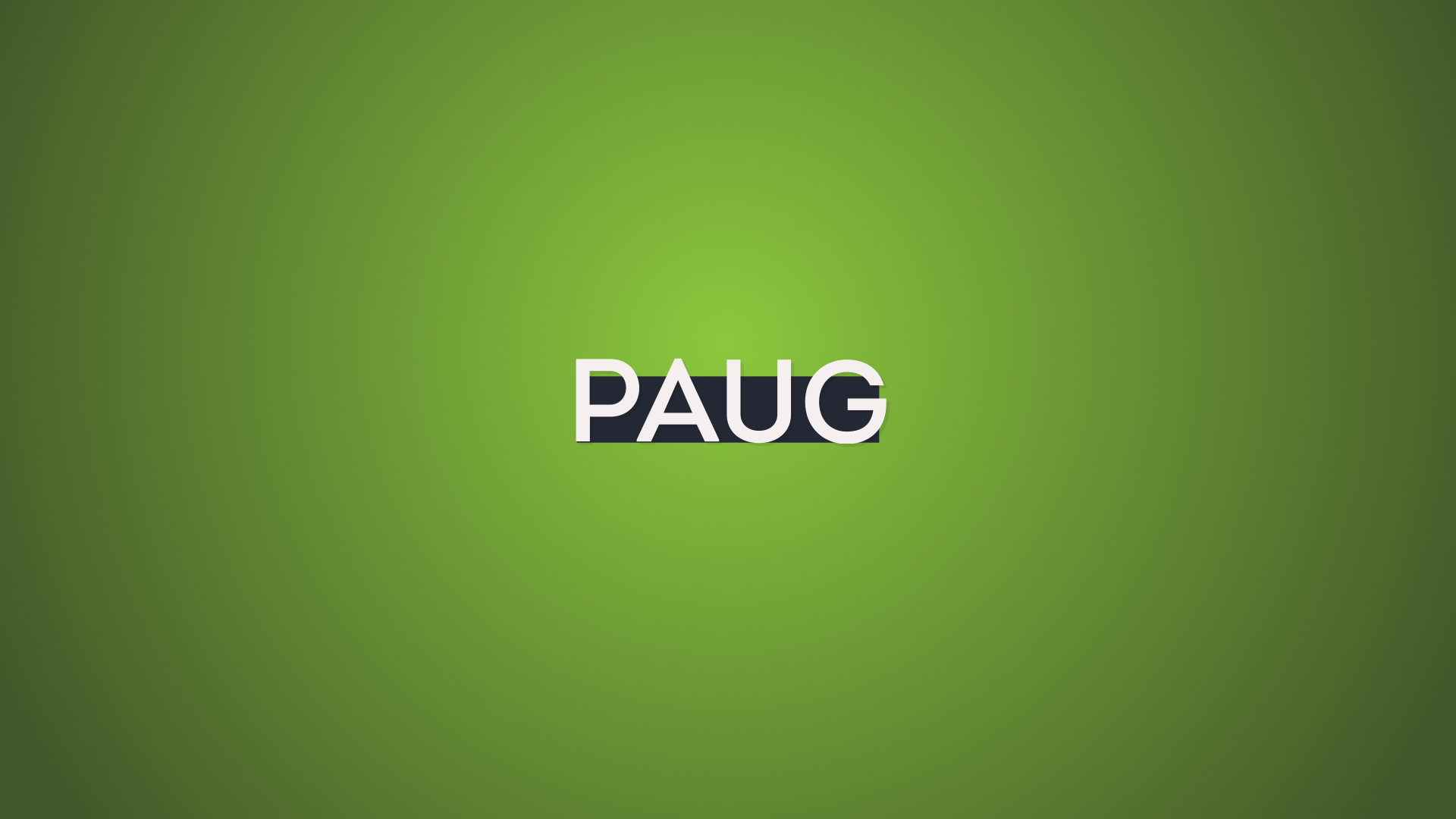 PAUG (Pay As U Go)