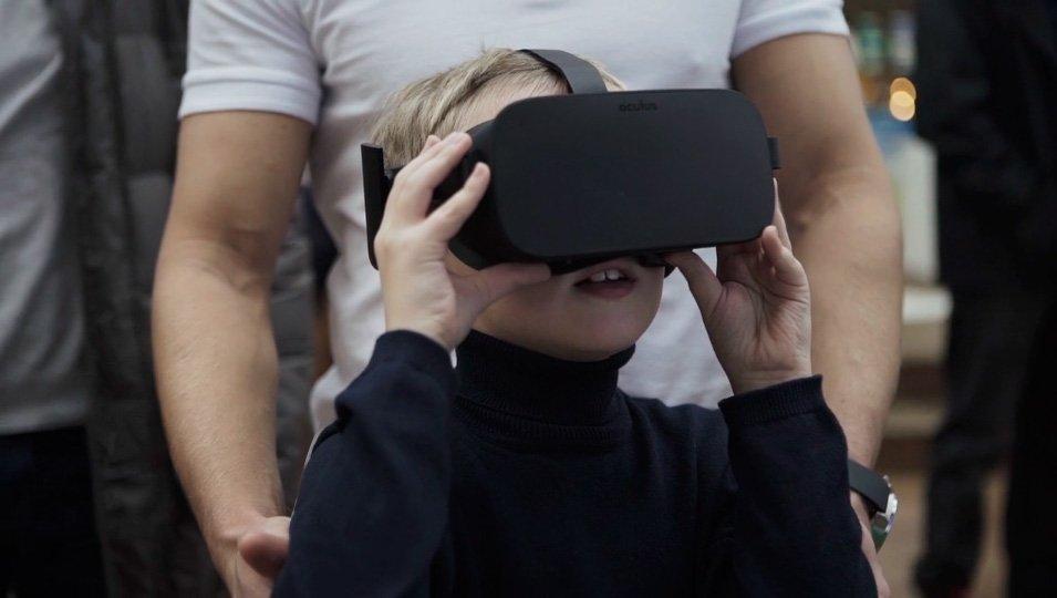 VR-игра «Бекон навылет»