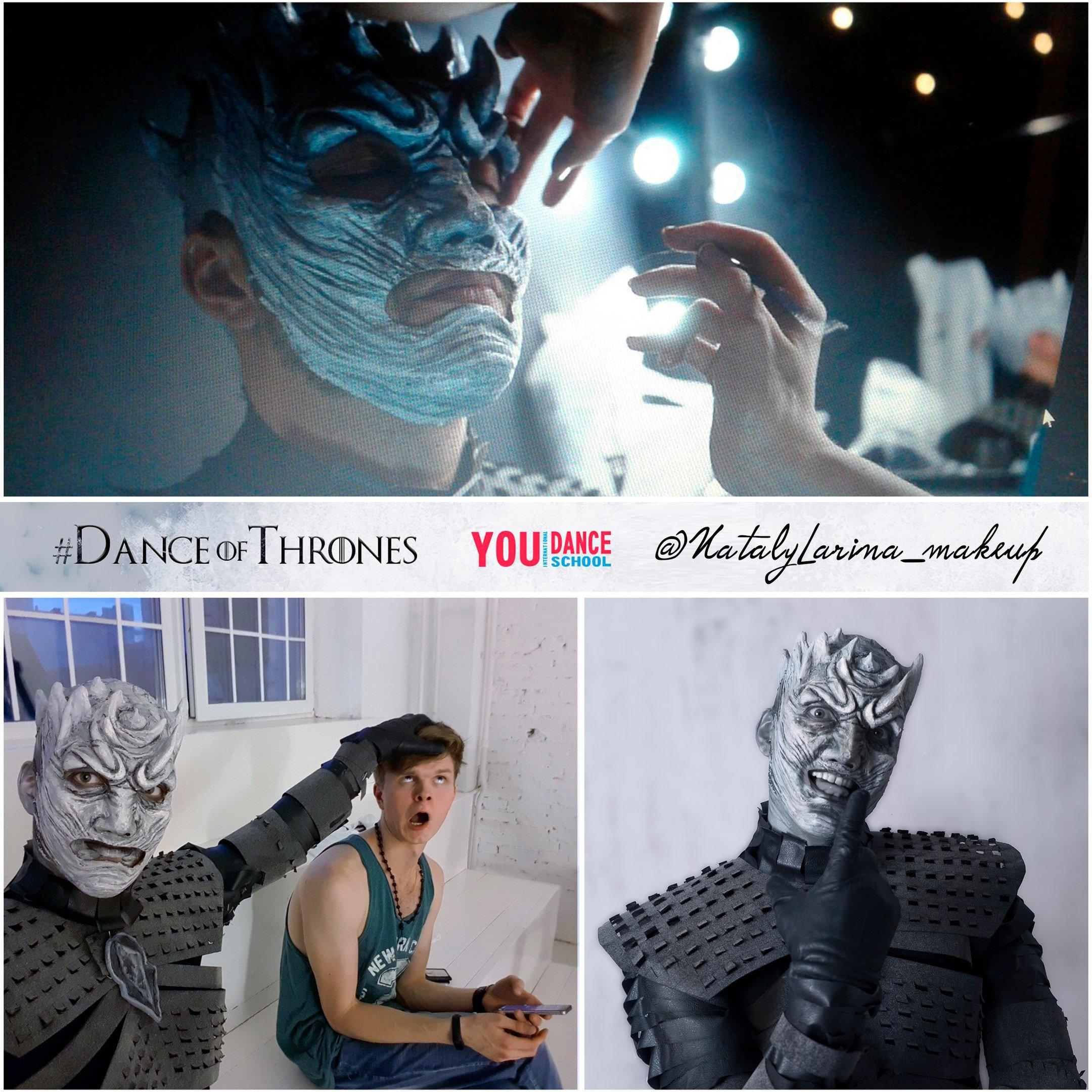 Dance of Thrones — ролевая игра на динамической обложке паблика «ВКонтакте»