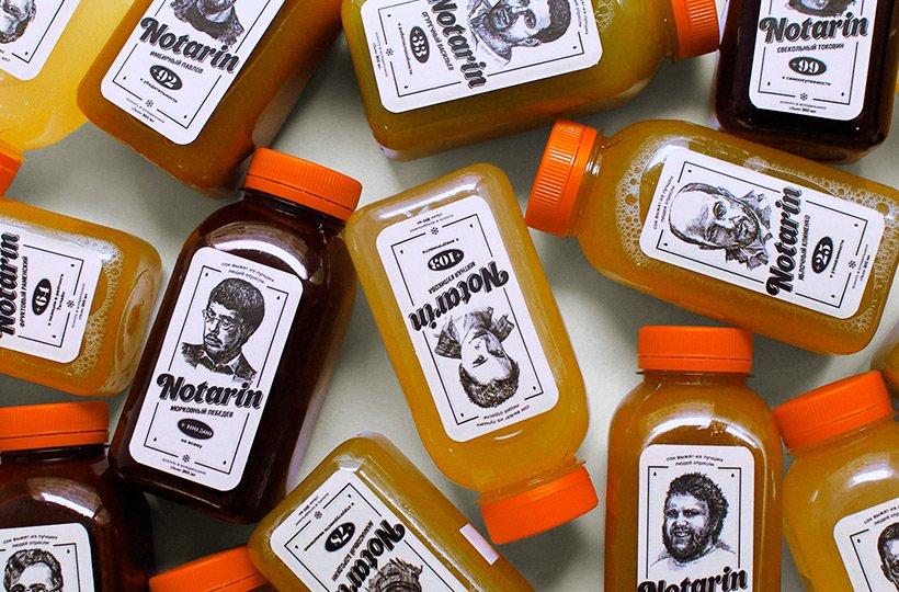 Notarin — сок, выжатый из лучших людей отрасли